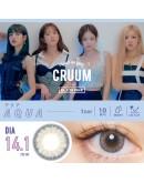 T-Garden/CRUUM/日拋10片裝/湖水藍 AQUA