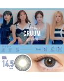 T-Garden/CRUUM/日拋10片裝/亞麻灰 Ash