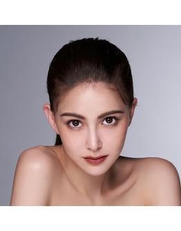 QUINLIVAN昆凌/慕|微美瞳/日拋10片裝/經典黑1號