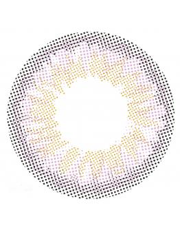 睛靈/LA BONNE VIE/日拋10片裝/高冷紫