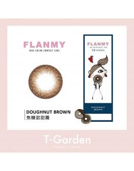T-Garden/FLANMY/日拋10片裝/焦糖甜甜圈