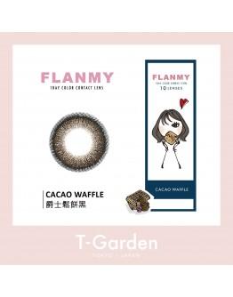 T-Garden/FLANMY/日拋10片裝/爵士鬆餅黑