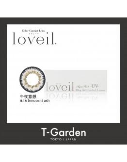 T-Garden/Loveil/日拋10片裝/午夜意想 Innocent ash