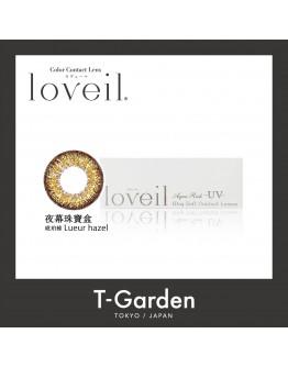 T-Garden/Loveil/日拋10片裝/夜幕珠寶盒 Lueur hazel